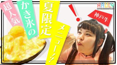 【ふわふわ絶品かき氷】大人気かき氷店といえばココ!「ICE MONSTER」アイスモンスター!